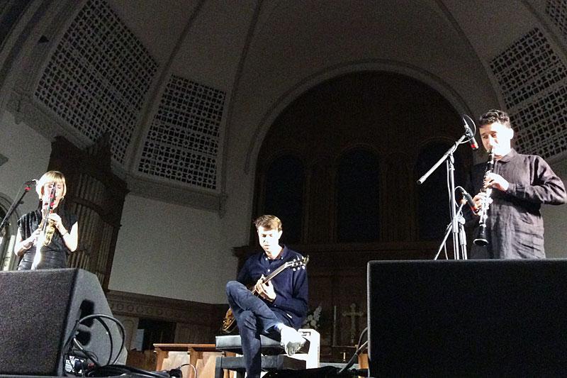 Mikkel Ploug Equilbrium performing at the 2016 Rochester International Jazz Festival
