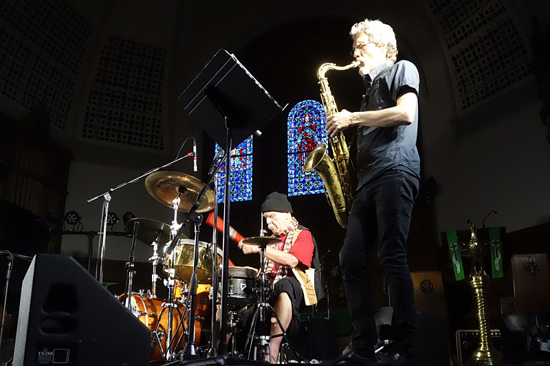Ikonostasis performing at the 2017 Rochester International Jazz Festival performing at the 2017 Rochester International Jazz Festival