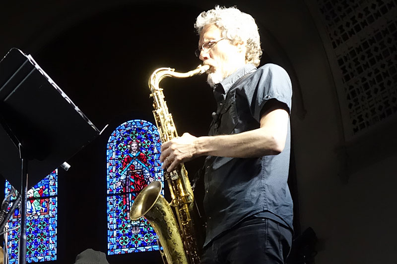 Ole Mathisen Foating Points performing at the 2017 Rochester International Jazz Festival