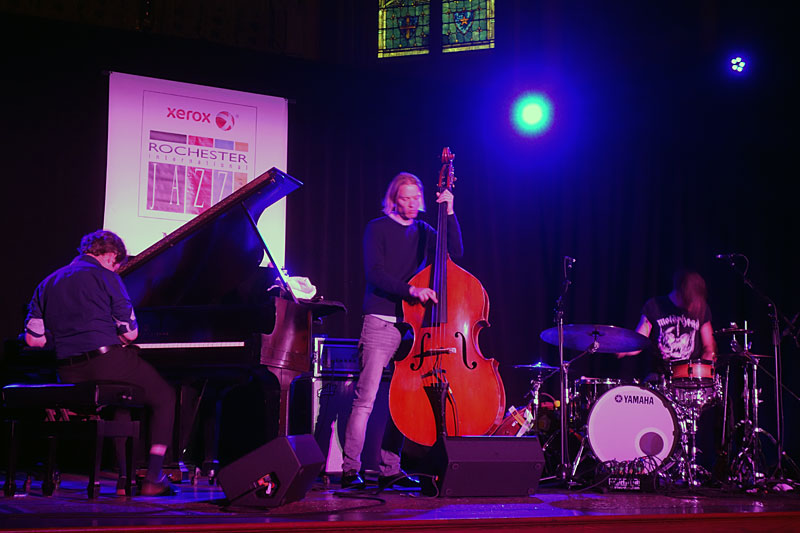 Phronesis performing at the 2017 Rochester International Jazz Festival