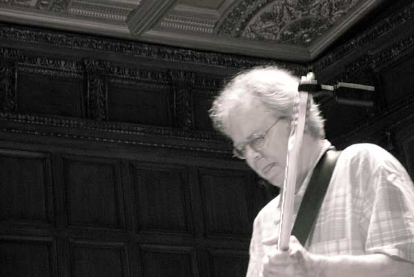 Bill Frisell performing at the 2005 Rochester International Jazz Festival
