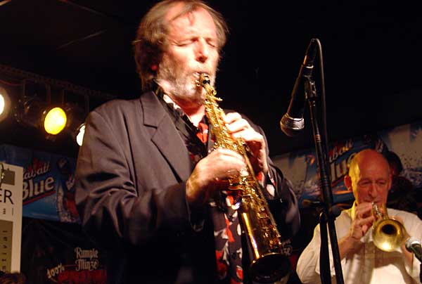 Willem Breuker Kollektief performing at the 2005 Rochester International Jazz Festival