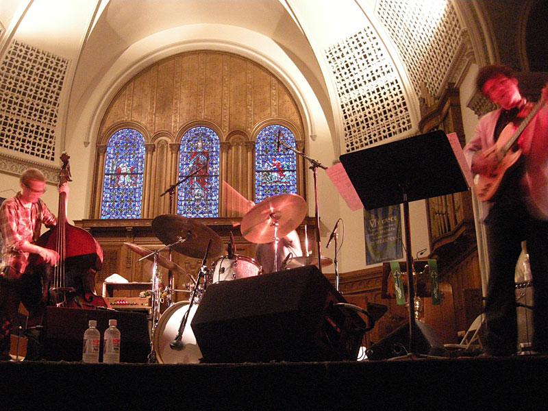 Eivind Opsvik Overseas performing at the 2010 Rochester International Jazz Festival