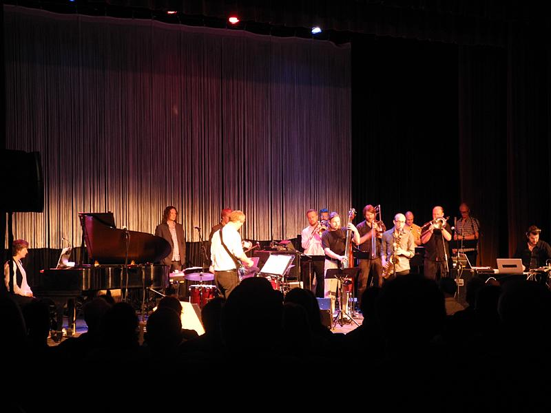 Ensemble Denada performing at the 2011 Rochester International Jazz Festival