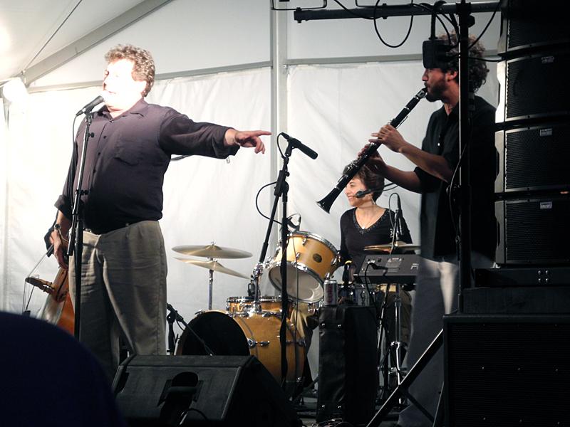 Jon Seiger All Stars performing at the 2011 Rochester International Jazz Festival
