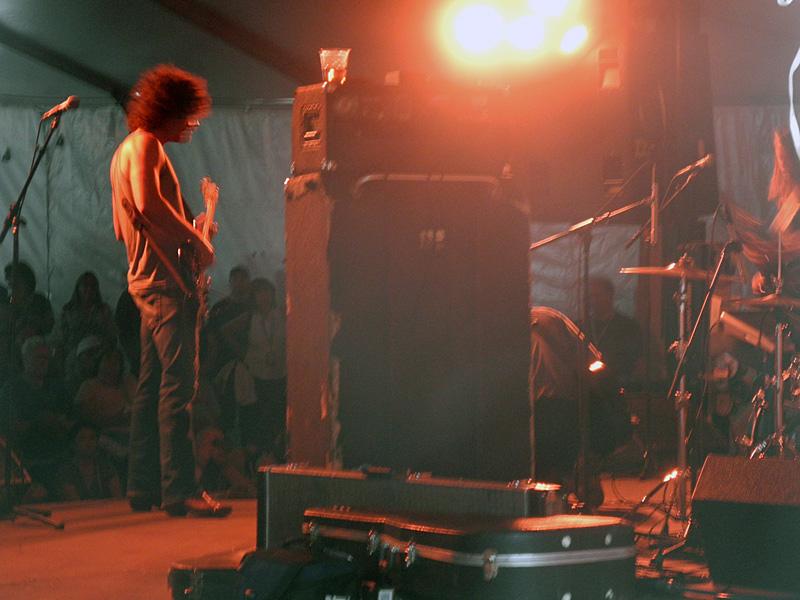 Abilene band performing at the 2012 Rochester International Jazz Festival