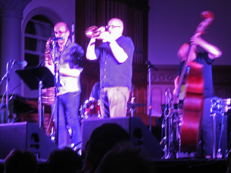 IPA performing at the 2012 Rochester International Jazz Festival