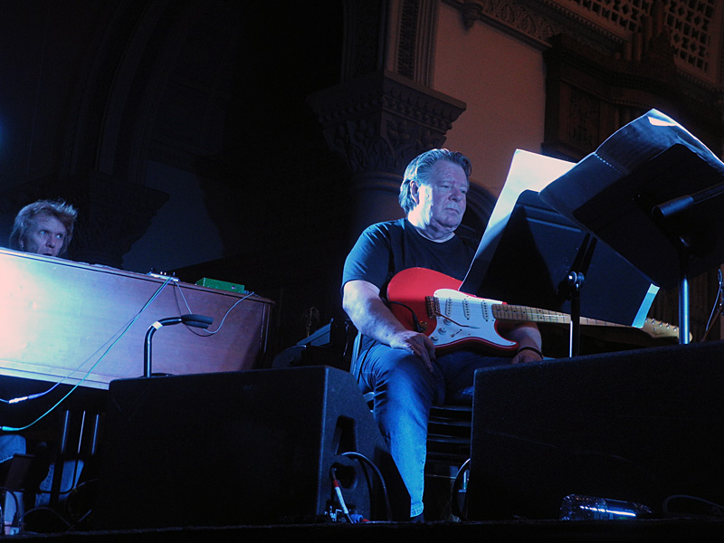 Terje Rypdal performing at the 2012 Rochester International Jazz Festival