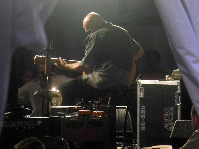John Mooney performing at the 2013 Rochester International Jazz Festival