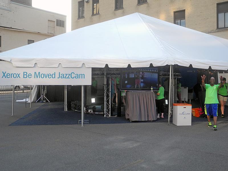 Xerox Jazz Cam at the 2013 Rochester International Jazz Festival