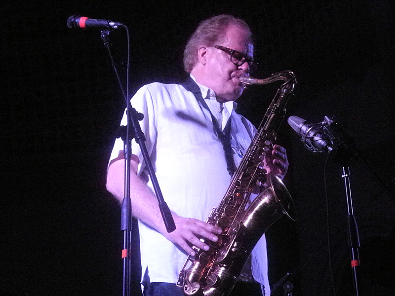 Eero Koivistoinen Quartet performing at the 2013 Rochester International Jazz Festival