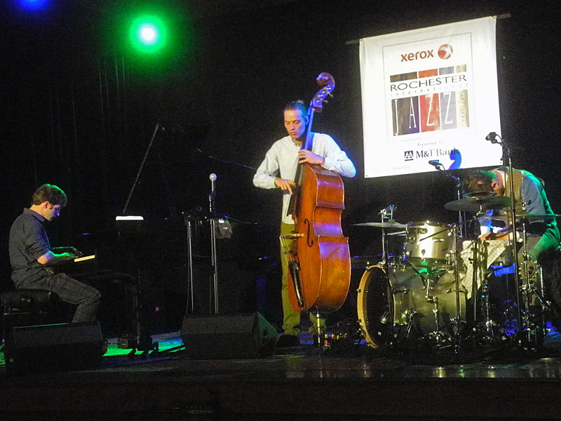Phronesis performing at the 2013 Rochester International Jazz Festival
