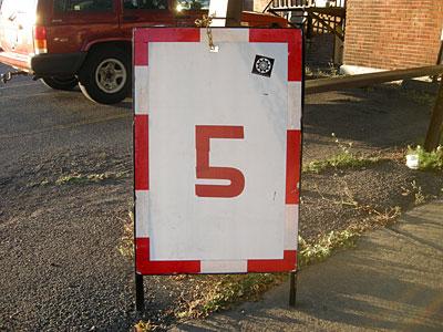 5 Dollar Parking