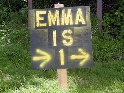 Emma is one sign