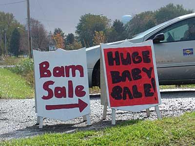 Huge Baby Sale