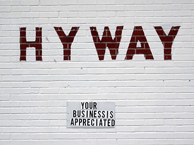 Hyway Sign