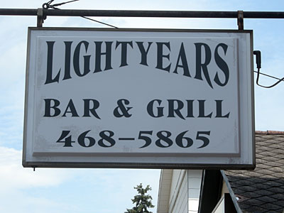 Light Years Bar