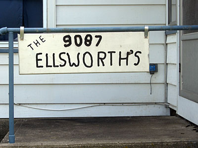 The Ellsworths Sign