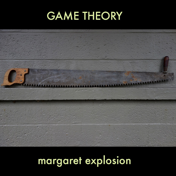 """Game Theory"" by Margaret Explosion. Recorded live at the Little Theatre Café on 05.29.19. Peggi Fournier - sax, Ken Frank - bass, Phil Marshall - guitar, Paul Dodd - drums."