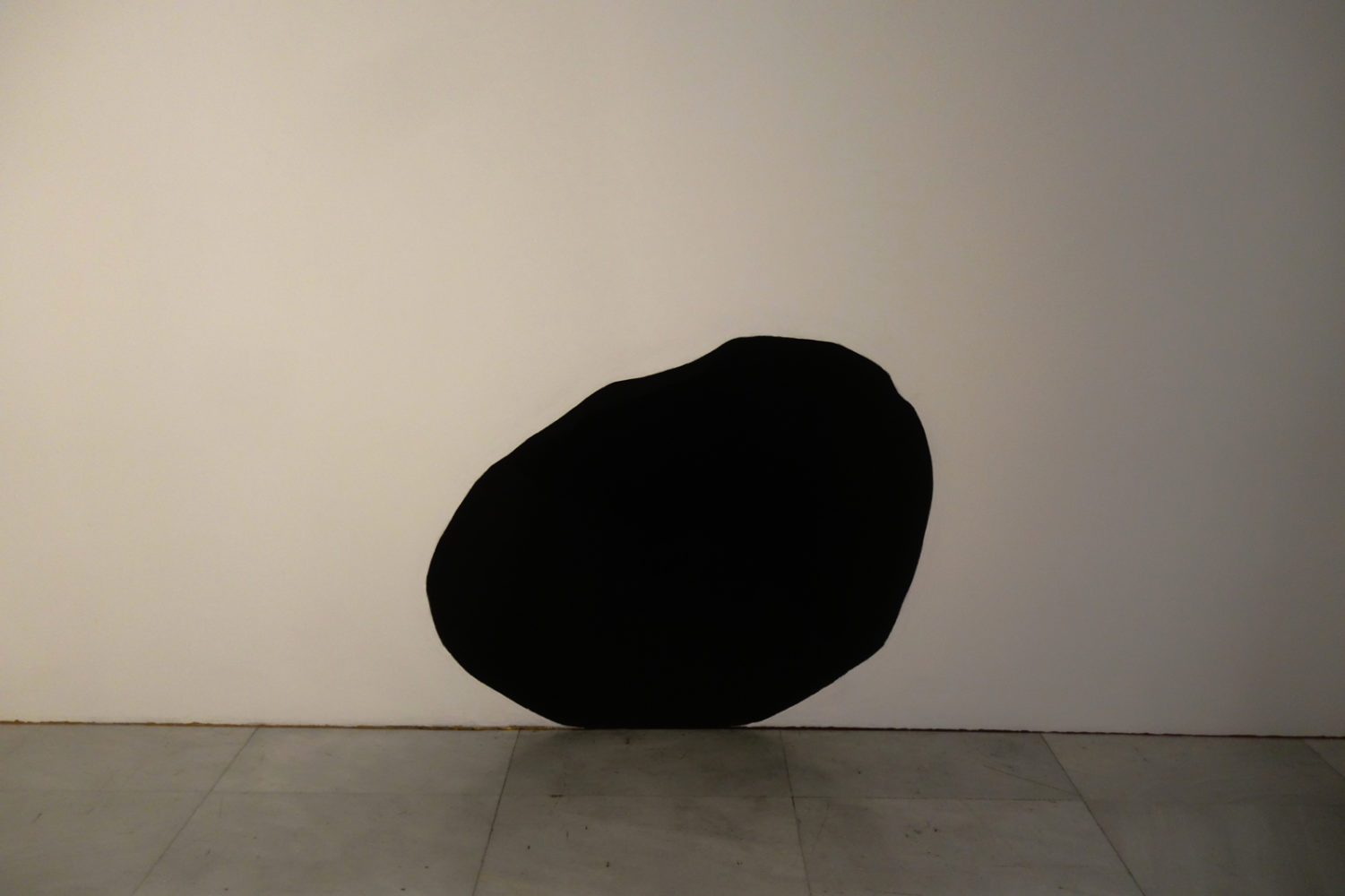 "Sara Ramo ""Agujero Negro"" at Alcalá 31 in Madrid"