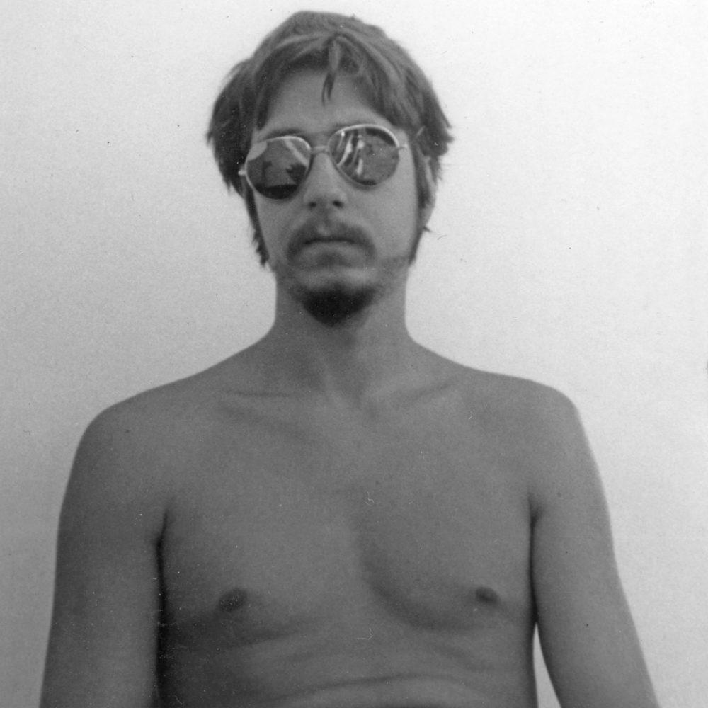 Steve Hoy, Bloomington mugshots by Paul Dodd 1971