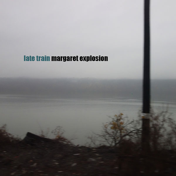 """Late Train"" by Margaret Explosion. Recorded live at the Little Theatre Café on 09.11.19. Peggi Fournier - sax, Ken Frank - bass, Phil Marshall - guitar, Paul Dodd - drums."