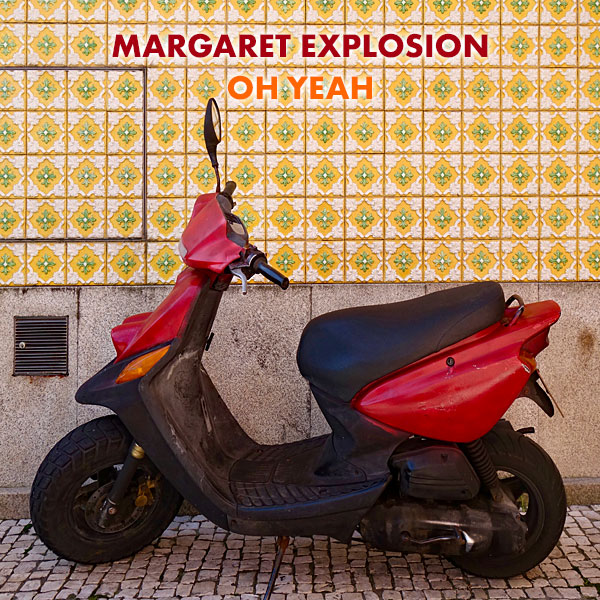 """Oh Yeah"" by Margaret Explosion. Recorded live at the Little Theatre Café on 11.13.19. Peggi Fournier - sax, Ken Frank - bass, Phil Marshall - guitar, Paul Dodd - drums."