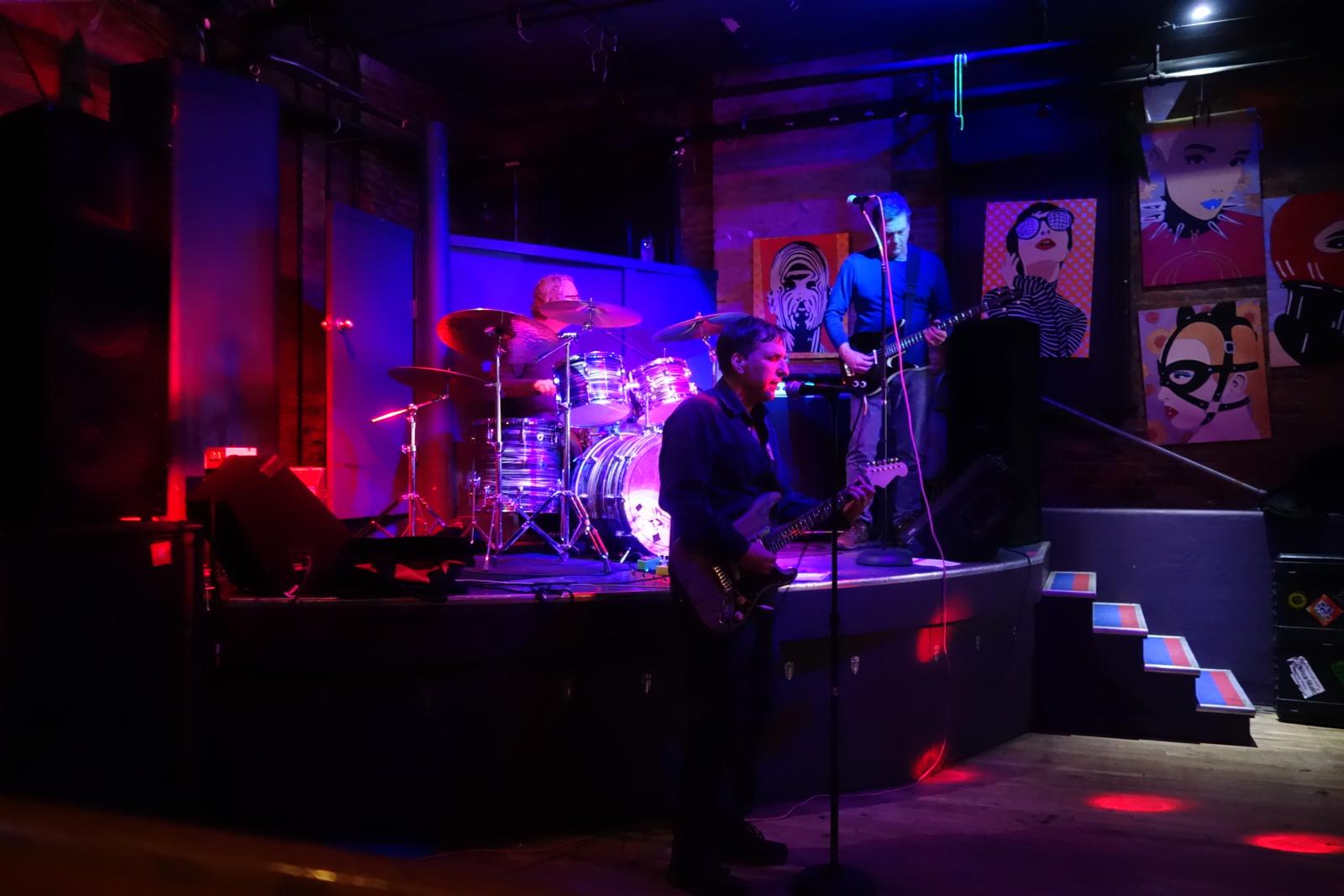 Nod performing at Skylark 02.07.20