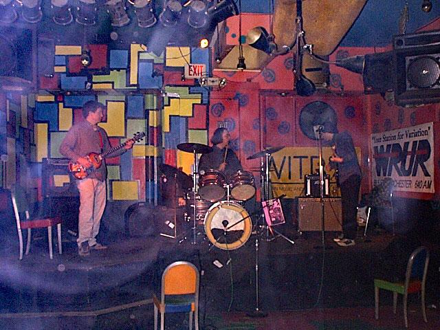 Nod at Bug Jar 1998