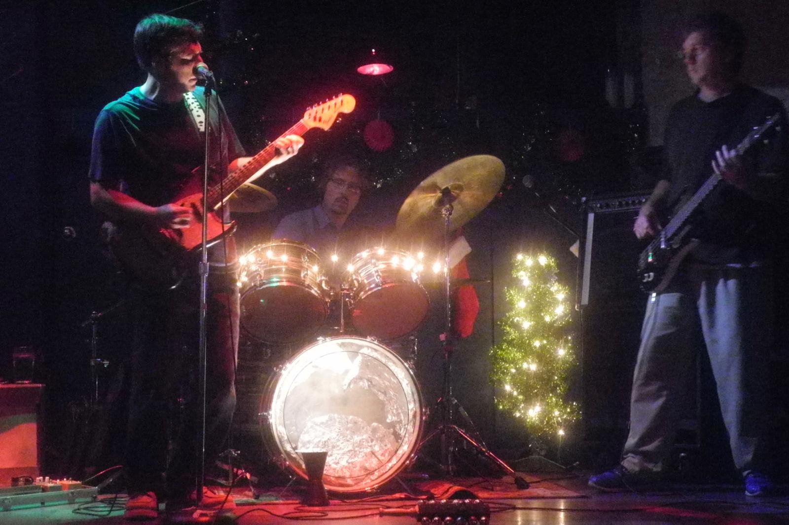 Nod performing at Skylark 2013