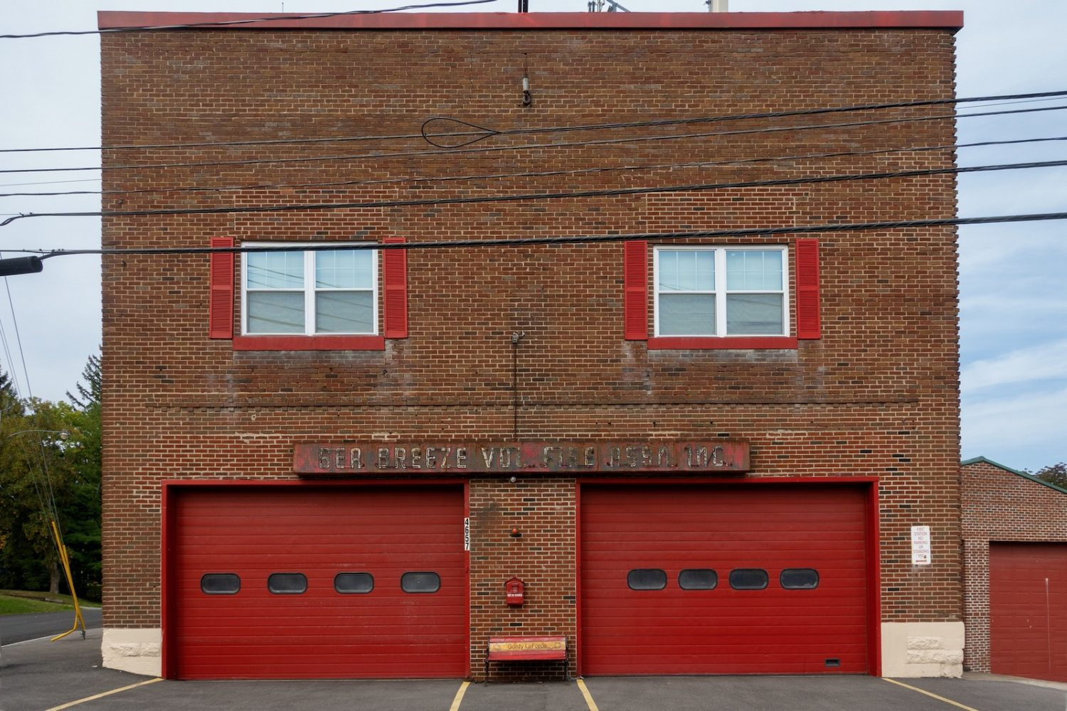 Sea Breeze Volunteer Fire Association Inc. Rochester, New York
