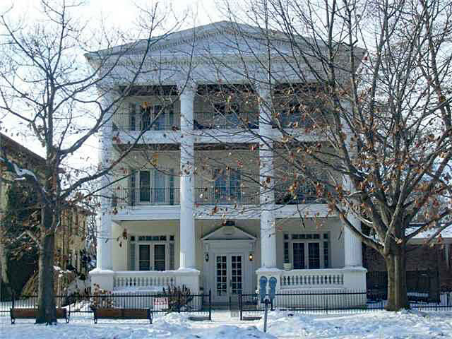 The Wilmot, 275 South Plymouth Avenue In Winter