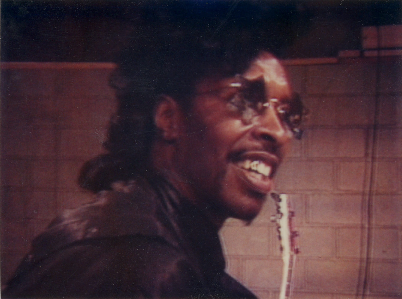 Bootsy Collins at King All Stars recording session at PCI Studios in Rochester, NY