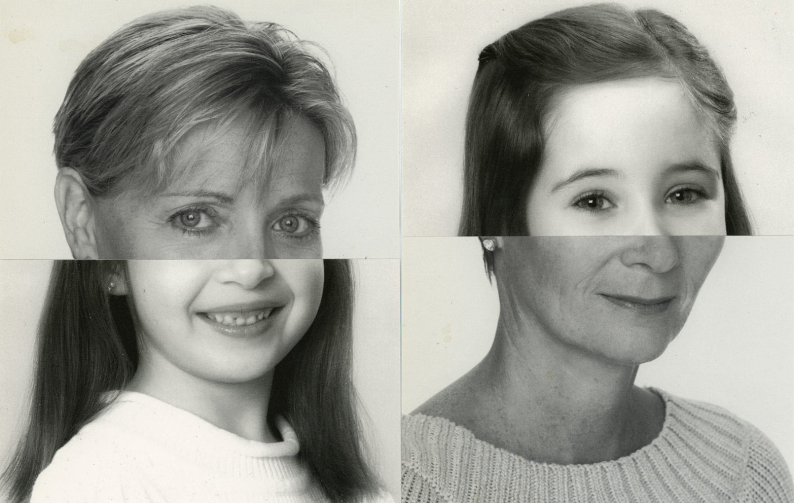 Gene Splitting - collage by Paul Dodd 2021