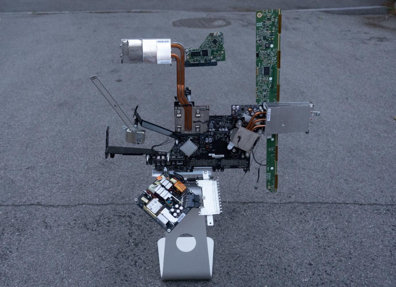 Peter Monacelli 2011 iMac2011 rearranged
