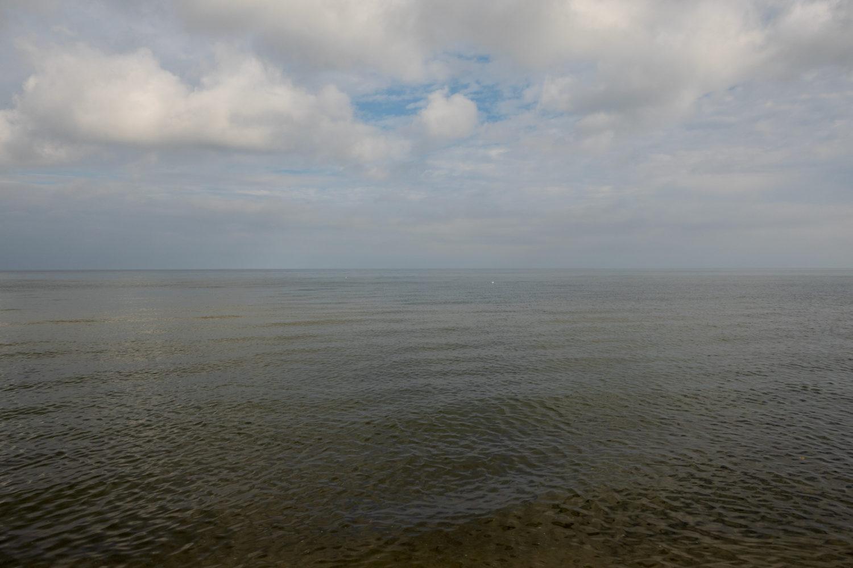 Lake Ontario today